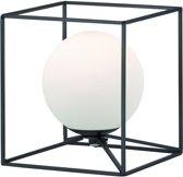 Reality GABBIA - Tafellamp - E14 - Zonder lichtbron - mat zwart