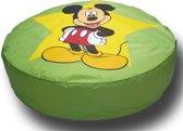 Zitzak Mickey Island - groen
