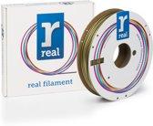 REAL Filament PLA goud 2.85mm (500g)