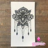 GetGlitterBaby - Plak Tattoo / Nep Tatoeage - Uil