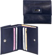 dR Amsterdam Billfold - Pompia - 48535 Peacoat Blue