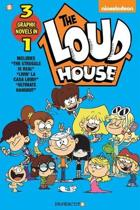 The Loud House 3-In-1 #3: The Struggle Is Real, Livin' La Casa Loud, Ultimate Hangout