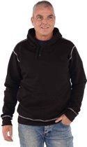 Storvik Hedmark - Hooded Sweater - Heren - Maat M - Zwart