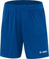 Jako Manchester Short - Voetbalbroek - Mannen - Maat L - Blauw kobalt