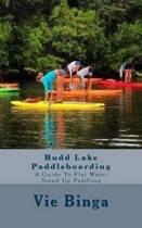 Budd Lake Paddleboarding