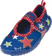 UV waterschoenen blauw ster voor kinderen 30/31 (4-8  jr)