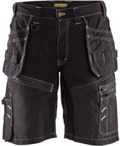 Blaklader Blåkläder 1502 Short X1500 Zwart C54
