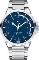 Tommy Hilfiger TH1791524 Horloge - Staal - Zilverkleurig - Ø 44 mm