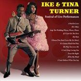 Ike & Tina Turner: Festival of Live Performances