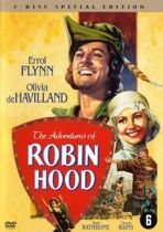 Adventures of Robin Hood (Special Edition) (dvd)