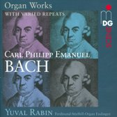 Organ Works With Varied Repeats