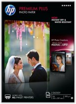 PREMIUM PLUS GLOSSY PHOTO PAPER 50 SHEET