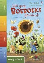 Boek cover Het grote Boeboeksgroeiboek van Marc de Bel (Hardcover)