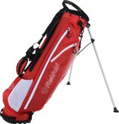 FastFold - Standbag - 7 Inch - rood/wit