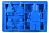 Lego mannetjes groot en klein mal | bakvorm | Lego