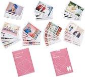 BTS Merchandise- BTS 54 Fotokaartjes BTS- BTS Merchandise Nederland KPOP