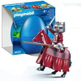 Playmobil Rode toernooiridder Verrassingsei - 4920