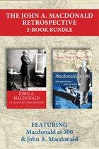 The John A. Macdonald Retrospective 2-Book Bundle