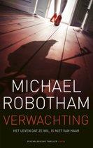 Boek cover Verwachting van Michael Robotham (Onbekend)