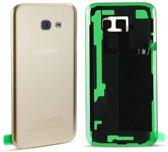 Voor Samsung A520F Galaxy A5 2017 Accudeksel – Goud