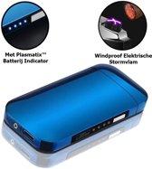 Elektrische Plasma Aansteker Edge - Blauw