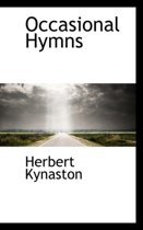 Occasional Hymns