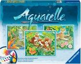 Ravensburger Aquarelle Exotische dieren