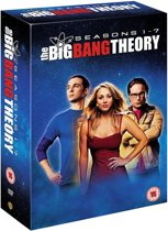 Big Bang Theory S.1-7 (Import)