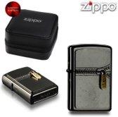 Zippo aansteker Zipper Black Limited Edition
