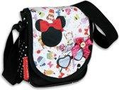 Minnie Mouse Cupcake schoudertasje