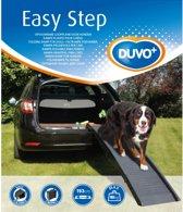 Duvo+ Loopplank Easy step - Grijs - 43 x 40 x 26cm