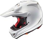 Arai Crosshelm MX-V Frost White-XS