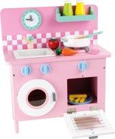 Mentari Houten kleine kinder keuken Rosali