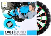Longfield Darts Flocked Dartbord 2cm