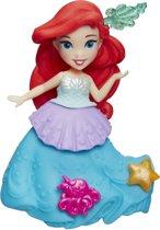 Disney Princess Mini Prinses Ariel - 7,5 cm - Speelfiguur