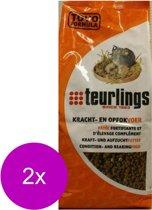 Teurlings Kracht/Opfokvoer - Duivenvoer - 2 x 4.5 kg