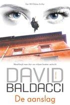 Boekomslag van 'Will Robie 2 - De aanslag'