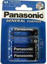 Panasonic AA General Purpose Batterijen