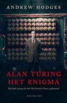 Omslag van 'Alan Turing, het Enigma'