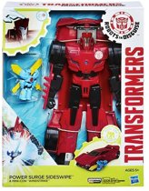 Transformers RID Power Surge Sideswipe