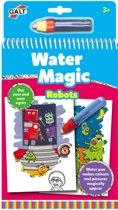 Galt Kleurboekje Watermagie Robo Crew