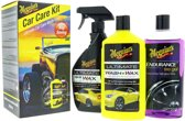 Meguiars Car Care Kit (G17716/G17516/G7516)