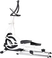 SportPlus SP-ET-7000-iE - Eliptical crosstrainer met ergometer en tablethouder met APP voor iOS en Android - Wit