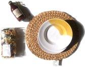 Kerstpakket italiaanse tafel (geel)