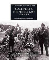 History of World War I: Gallipoli & the Middle East 1914–1918