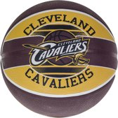 Spalding Basketbal Cleveland Cavaliers - Maat 5 - Outdoor - Nieuw model 2018