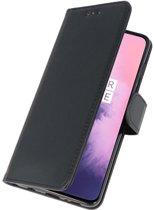 Wicked Narwal | bookstyle / book case/ wallet case Wallet Cases Hoesje voor OnePlus 7 Zwart