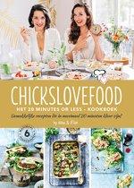 Boek cover Het 20 minutes or less - Kookboek van Chickslovefood