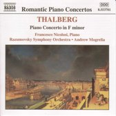 Romantic Piano Concertos Thalberg Pno Cto in f