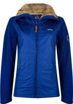 HV Polo Fleece Jack Lorain - Royal Blue - Maat L